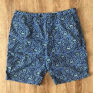 Milly for Banana Republic Men's Flat Front Shorts